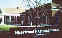 Sherwood Regional Library